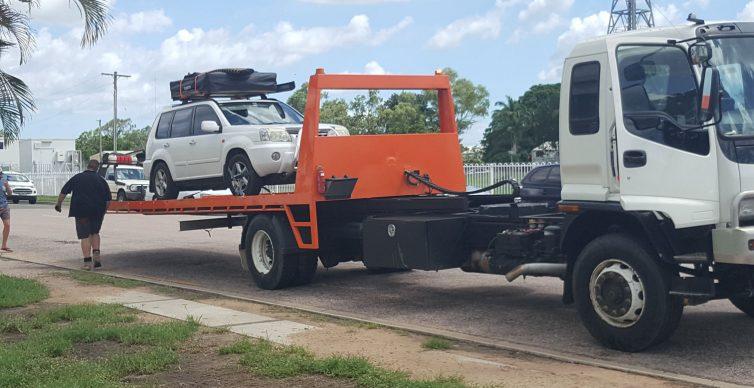 Piggypack Truck 1