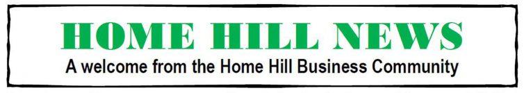 Home Hill Newsletter Header