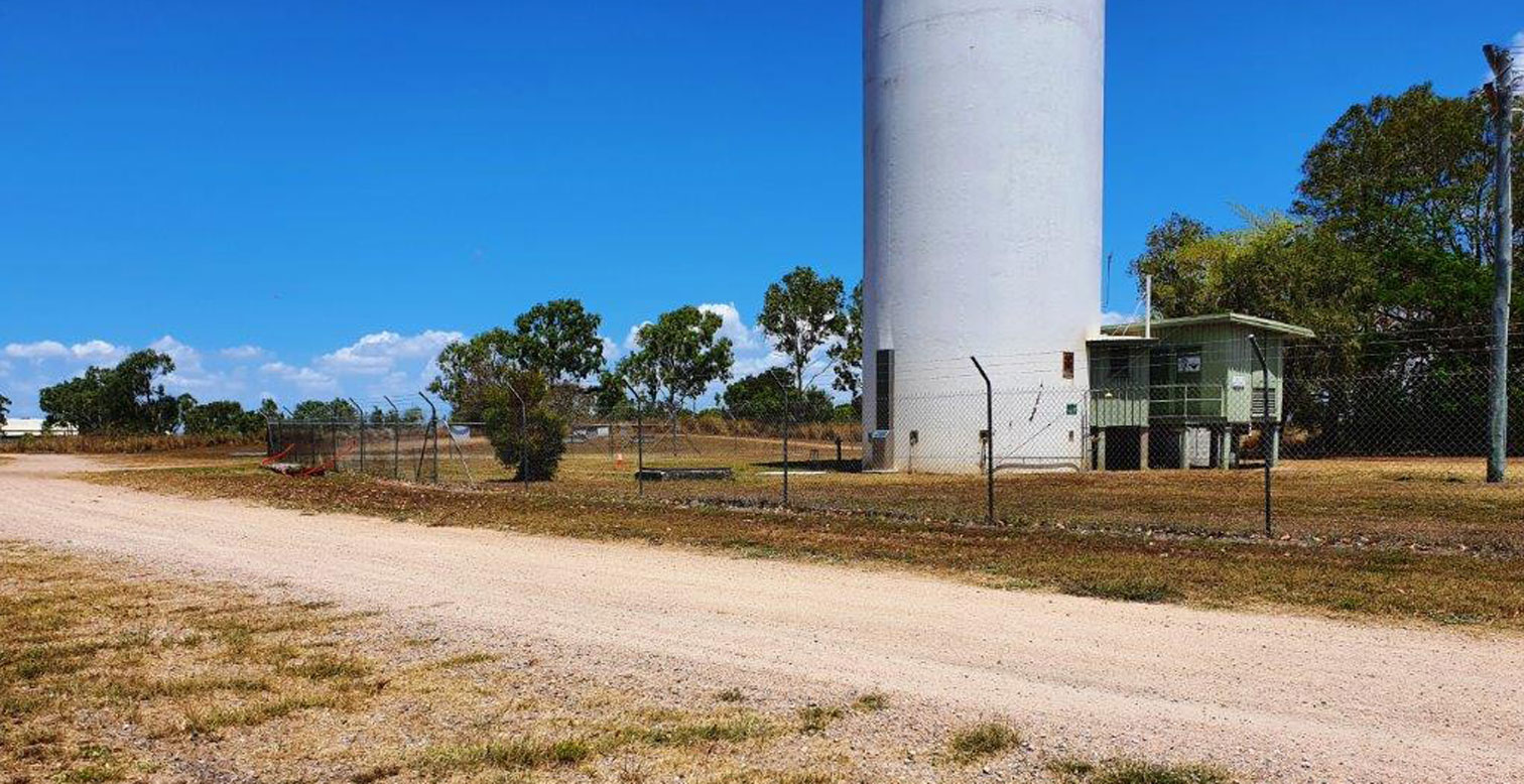 Home Hill Water Tower